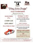 Play Fore Pugs 2015 Silent Auction